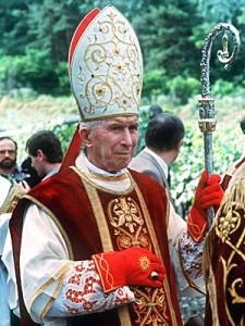 His Grace, Archbishop Marcel Lefebvre (1905-1991)