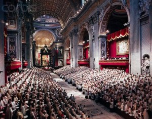 The Second Vatican Council 1962-1965