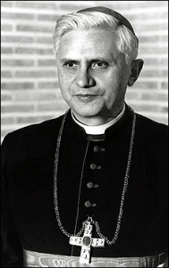 Fr. Joseph Ratzinger