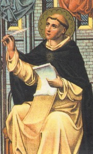 St. Thomas Aquinas Doctor of the Church