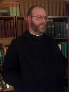 Father Bernard Uttley, O.S.B.