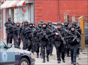 Police State U.S.A.