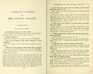 Deharbe Catechism