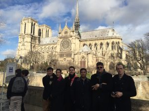 The True Restoration Team 2015 Annual Summit Paris, France
