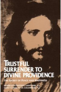 Trustful Surrender stock photo