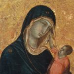 Duccio: Madonna and Child