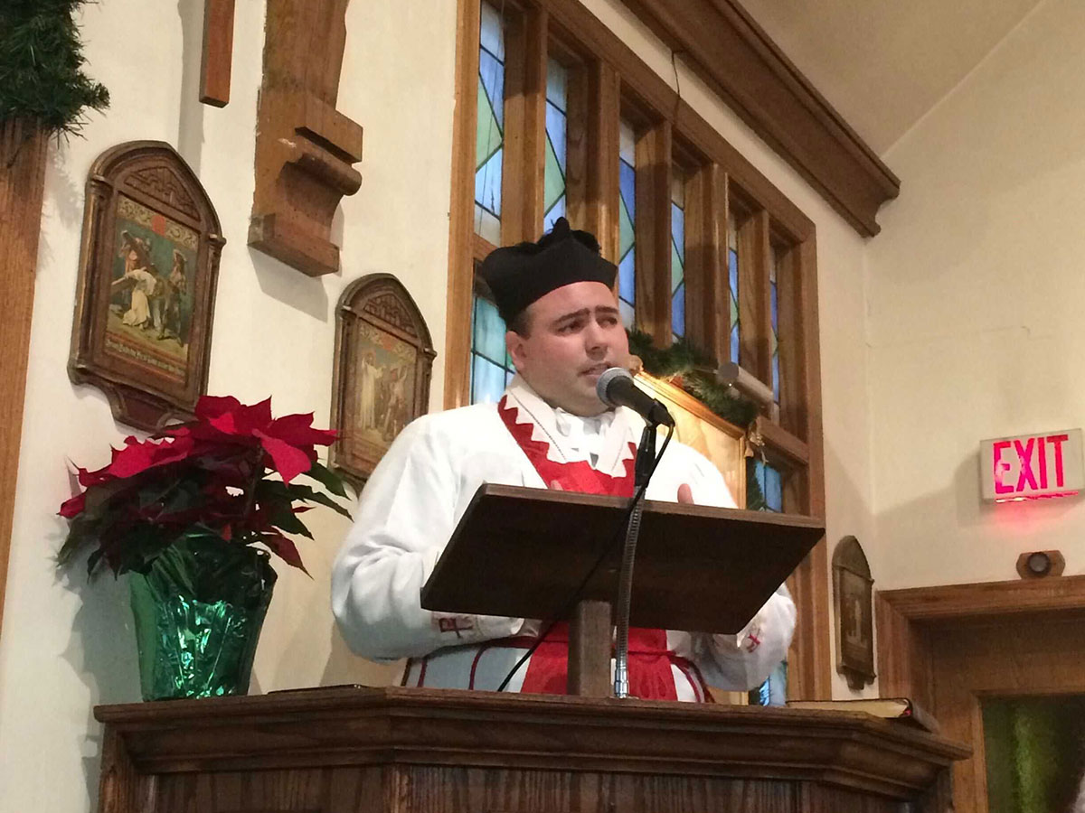 Fr. Stephen McKenna
